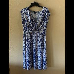 Chaps summer dress size xl